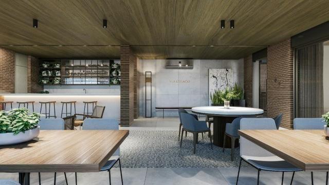 Apartamento em Jurerê Novo Residencial Vilas do Lago!!!! - Foto 12