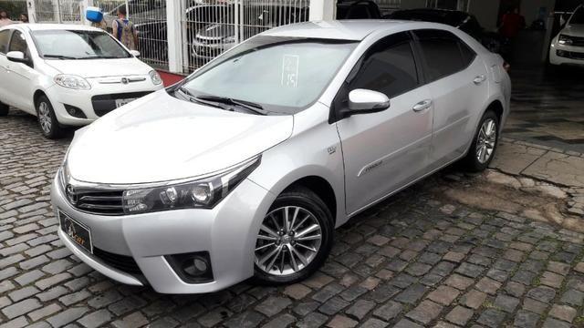 Toyota Corolla XEI 2.0 Prata Completo - Foto 5
