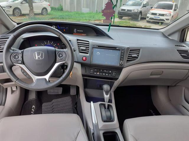 Honda Civic LXR 2.0 (Aut) - Foto 6