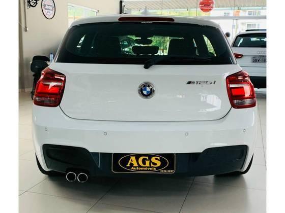 BMW 125i 2012/2013 2.0 M SPORT 16V GASOLINA 4P AUTOMÁTICO - Foto 3