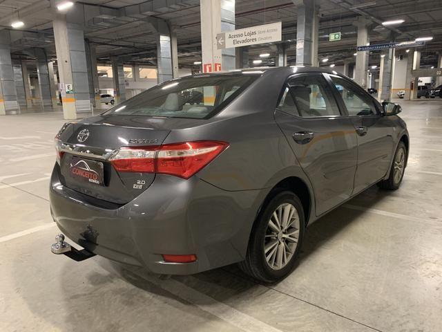Toyota corolla xei automático 2015 extra!!! - Foto 5
