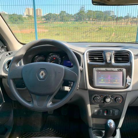 Renault Logan 1.0 Expression Manual - Flex 2019 - Foto 7