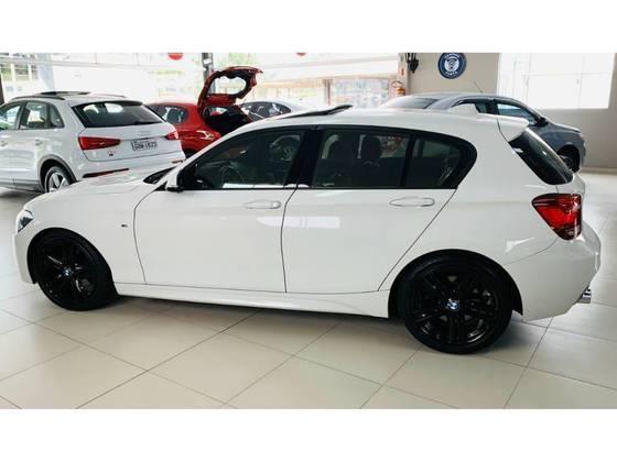BMW 125i 2012/2013 2.0 M SPORT 16V GASOLINA 4P AUTOMÁTICO