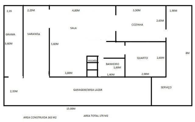 SU00004 - Casa duplex 04 quartos em Piatã - Foto 14