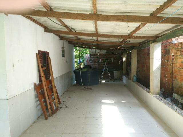 Aluga-se uma casa na estrada do bairro Vermelho do lado da penal por 800 reais - Foto 4