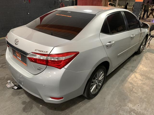 Toyota corolla 2.0 xei 2017 #blindado - Foto 5