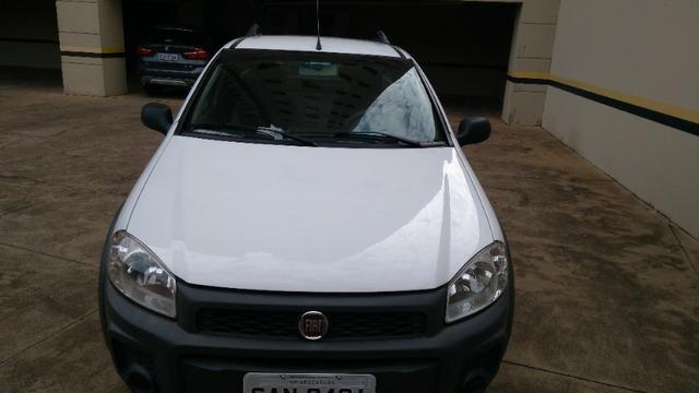 Fiat Strada Working 1.4 bem conservada Aceita trca - Foto 2