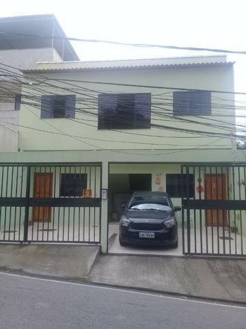 Casa frente de rua 02 qtos garagem no Centro de Nilópolis RJ. Ac carta! - Foto 2