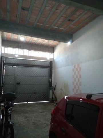 Alugo Salão Coml* 90 mts2 , 1 wc. semi acabado, + Mezanino 30 mts2 - Foto 5