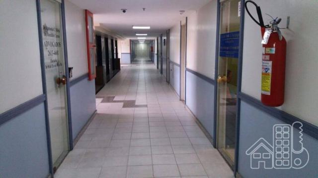 Sala para alugar, 22 m² por R$ 1.000,00/mês - Centro - Niterói/RJ - Foto 7