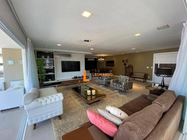 Apartamento Alto Padrão, Luxo à venda, 350 m² por R$ 3.990.000,00 - Meireles - Fortaleza/C - Foto 5