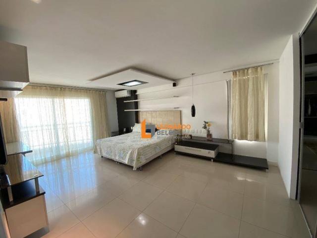 Apartamento Alto Padrão, Luxo à venda, 350 m² por R$ 3.990.000,00 - Meireles - Fortaleza/C - Foto 11