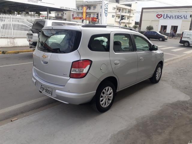 SPIN 2018/2018 1.8 LTZ 8V FLEX 4P AUTOMÁTICO - Foto 7