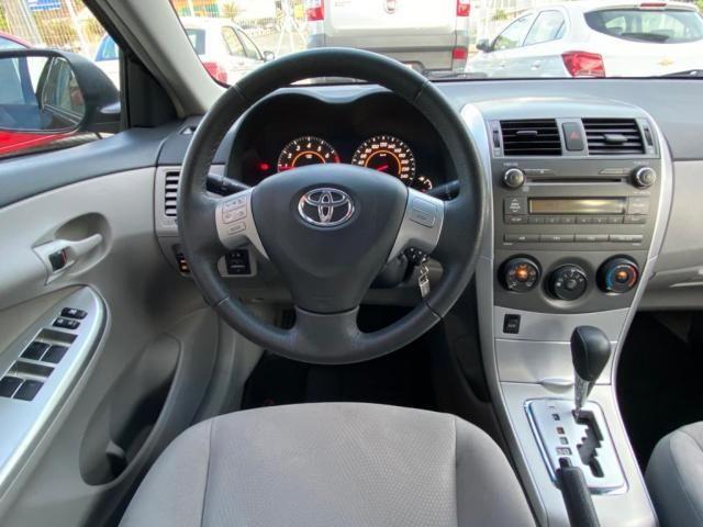 Toyota Corolla GLI 1.8 Flex Automtico 2014 - Foto 12