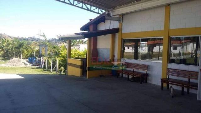 Rancho com 1 dormitório para alugar por R$ 3.800,00/mês - Granjas Rurais Reunidas São Juda - Foto 2