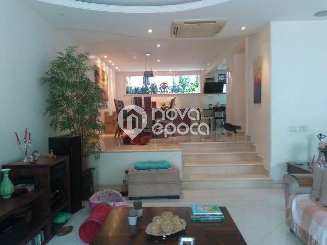 Casa à venda com 3 dormitórios em Cosme velho, Rio de janeiro cod:BO3CS42034