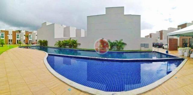 Casa à venda, 95 m² por R$ 350.000,00 - Eusébio - Eusébio/CE - Foto 11