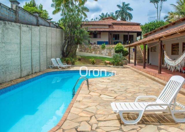 Casa à venda, 528 m² por R$ 1.490.000,00 - Jardim da Luz - Goiânia/GO - Foto 3