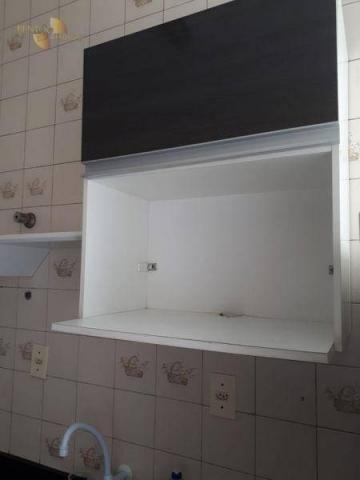 Apartamento com 3 dormitórios à venda, 190 m² por R$ 250.000 - Jardim Aclimação - Cuiabá/M - Foto 17