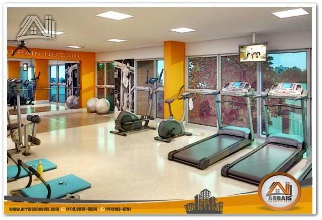 Apartamento com 2 Quartos mais Suite Master à venda no Bairro Benfica - AQUARELA CONDOMÍNI - Foto 17