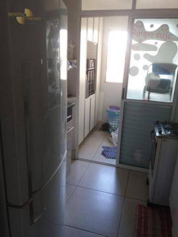 Apartamento com 2 dormitórios à venda, 56 m² por R$ 200.000,00 - Jardim Florianópolis - Cu - Foto 10