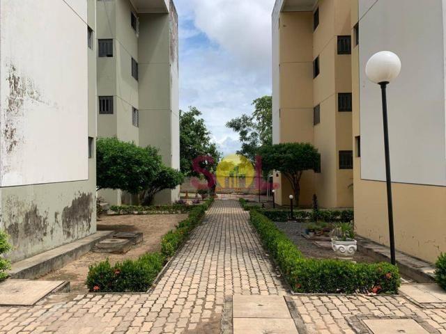 Apartamento com 2 dormitórios à venda, 46 m² por R$ 135.000 - Piçarreira - Teresina/PI - Foto 3