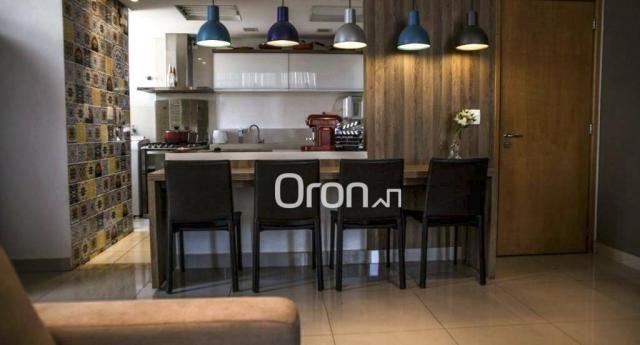 Cobertura com 3 dormitórios à venda, 170 m² por R$ 890.000,00 - Jardim Goiás - Goiânia/GO - Foto 11