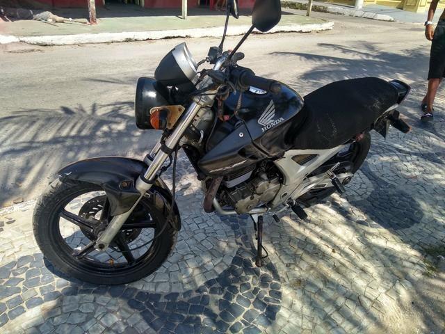 Honda Twister 250cc ano 2008 . 5500 reais . * - Foto 4