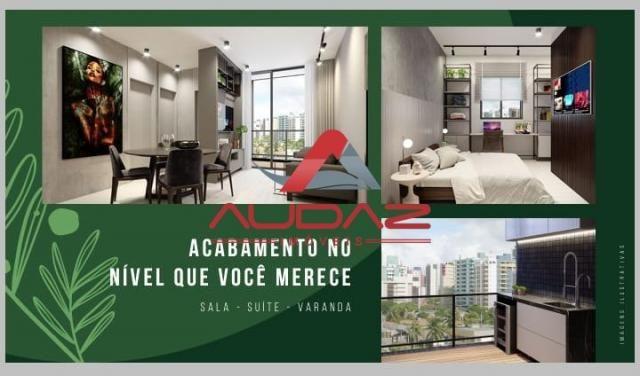 Apartamento à venda com 2 dormitórios em Bancários, João pessoa cod:1696 - Foto 6