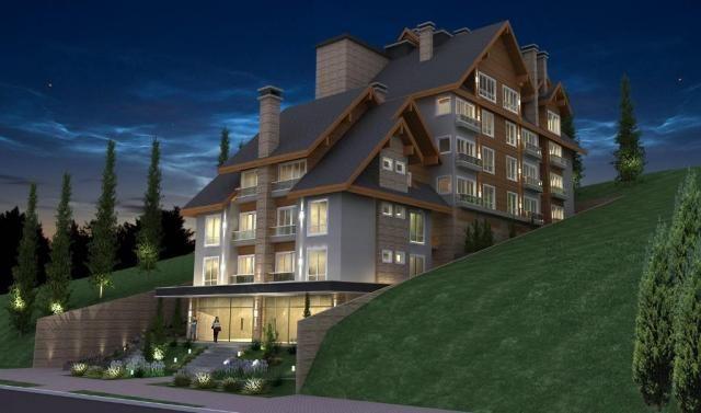 Apartamento à venda, 86 m² por R$ 1.130.357,25 - Centro - Gramado/RS
