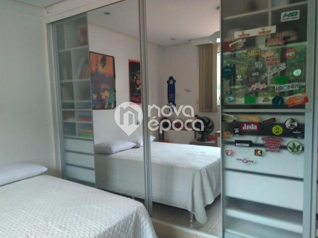 Casa à venda com 3 dormitórios em Cosme velho, Rio de janeiro cod:BO3CS42034 - Foto 16