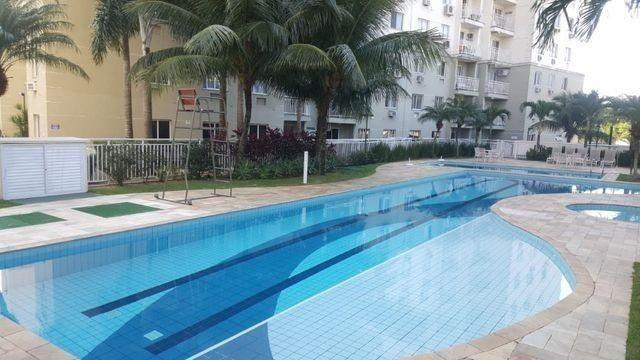 Apartamento para Venda em Rio de Janeiro, Jacarepaguá, 2 dormitórios, 1 banheiro, 1 vaga