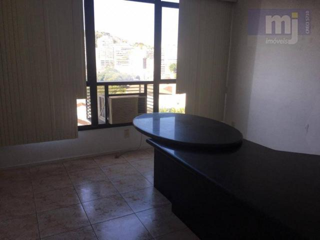 Sala para alugar, 35 m² por R$ 1.000,00/mês - Centro - Niterói/RJ - Foto 5