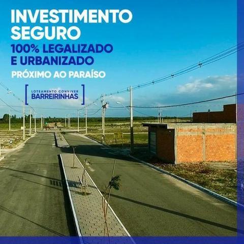 09-Oportunidade!Lotes em Barreirinhas com mensais de R$300 - Foto 7