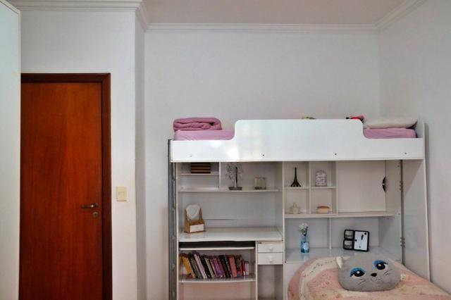 Linda! Excelente localização em Vicente pires, 03 quartos, churrasqueira - Foto 12