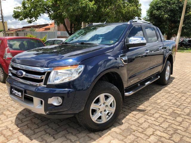Ranger limited 3.2 4x4 diesel 2013