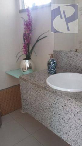 Casa residencial à venda, Tamatanduba, Eusébio - CA2186. - Foto 8