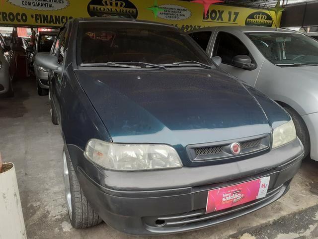 Fiat Palio 1.0 2003 Gasolina) - Foto 2