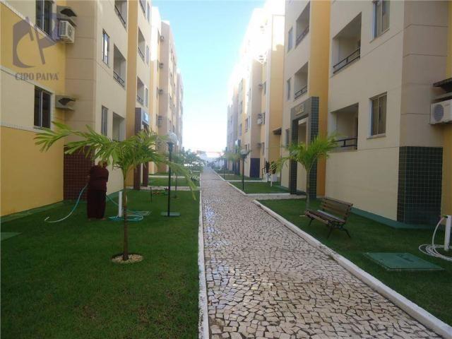 Apartamento à venda, 49 m² por R$ 150.000,00 - Messejana - Fortaleza/CE - Foto 2