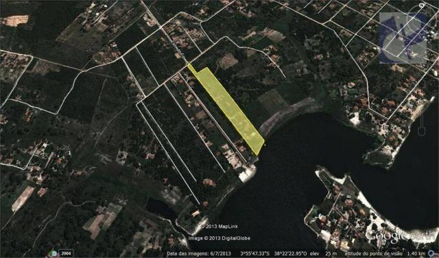 Chácara residencial à venda, Piau, Aquiraz - CH0010. - Foto 2