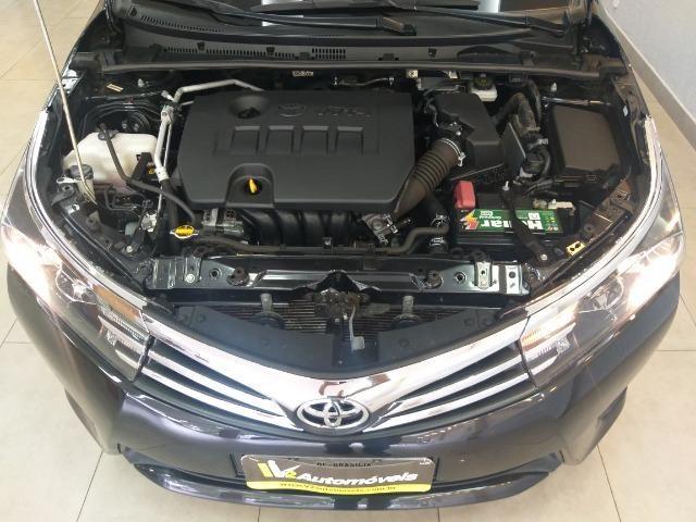 Toyota Corolla Gli flex automático 2014/2015 - Foto 9