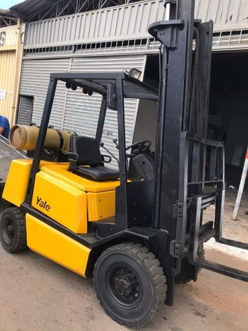Empilhadeira Yale Hyster - Foto 4