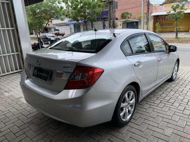 Honda Civic EXS 2013 (BLINDADO) - Foto 4