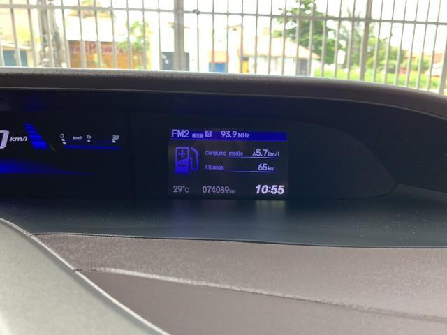 Honda Civic EXS 2013 (BLINDADO) - Foto 6