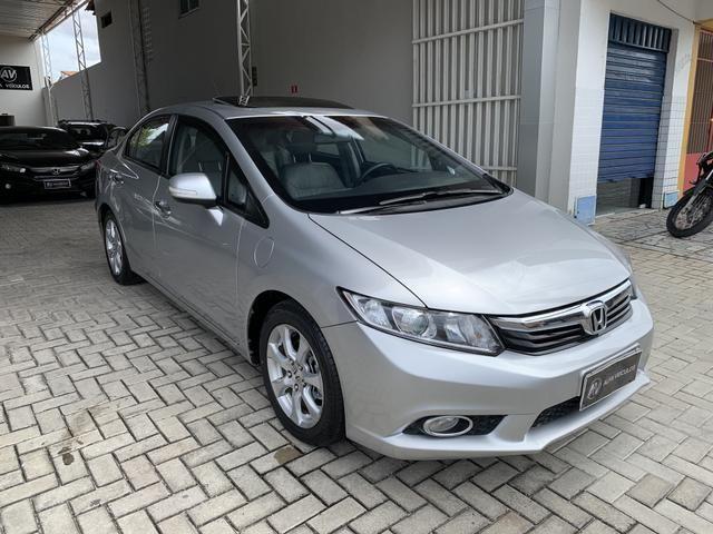 Honda Civic EXS 2013 (BLINDADO)