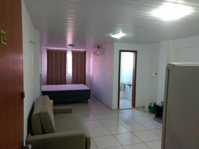 Flat - Apartamento Praia - Luis Correia - Shopping Amarração - Foto 13