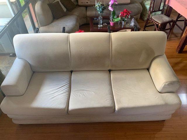 Jogo de sofá (sofá de 2 e 3 lugares) - Foto 2