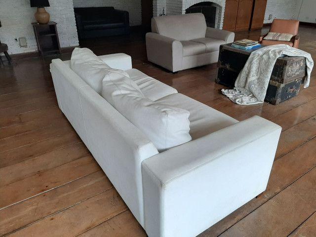 Sofá Etna branco - Foto 2