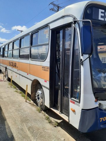 Vendo Ônibus MB Apache - Foto 3
