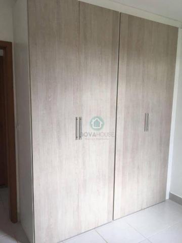 Apartamento com 2 dormitórios e churrasqueira na sacada - YES - Foto 13